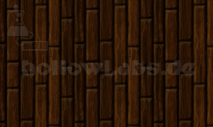 stylized wooden planks from painting session